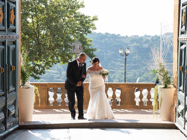Il matrimonio di Fabio e Federica a Piazza Armerina, Enna 9