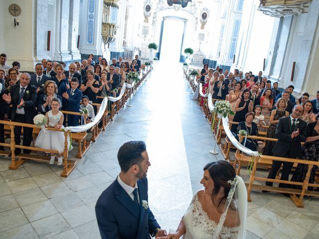 Il matrimonio di Fabio e Federica a Piazza Armerina, Enna 11