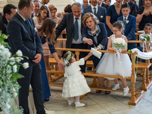 Il matrimonio di Fabio e Federica a Piazza Armerina, Enna 12