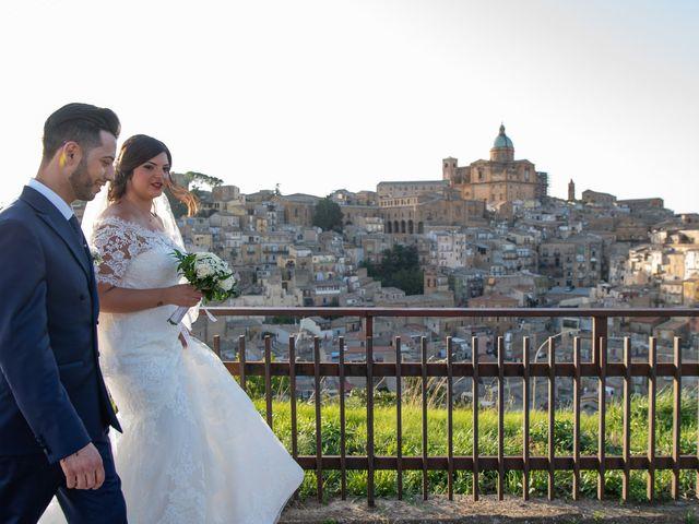 Il matrimonio di Fabio e Federica a Piazza Armerina, Enna 13