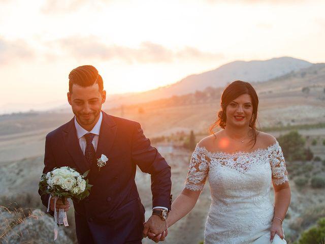 Il matrimonio di Fabio e Federica a Piazza Armerina, Enna 31