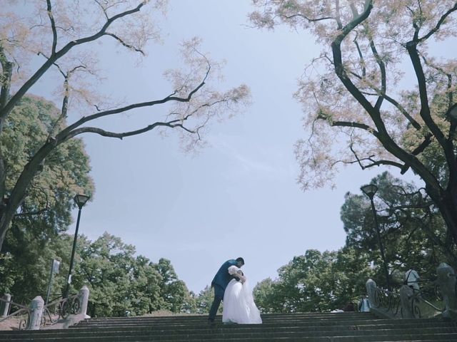 Le nozze di Giulia e Juan