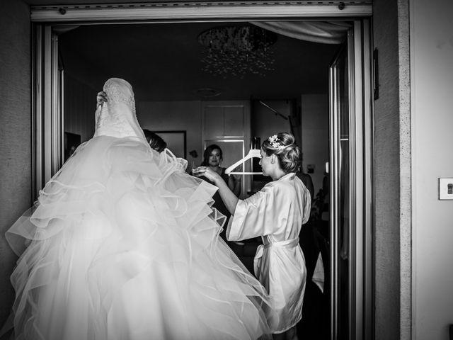 Il matrimonio di Dario e Micaela a Capriva del Friuli, Gorizia 23