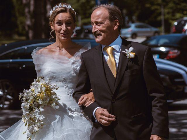 Il matrimonio di Dario e Micaela a Capriva del Friuli, Gorizia 32