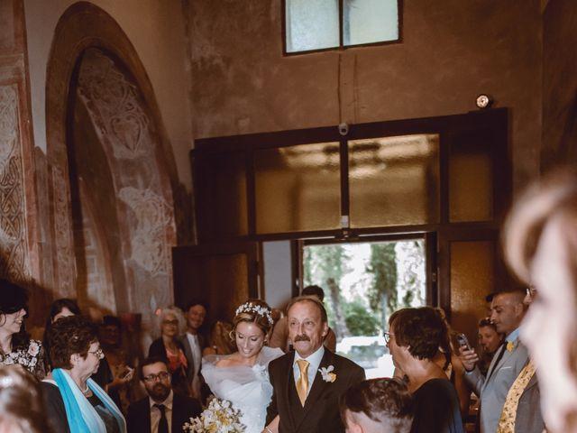 Il matrimonio di Dario e Micaela a Capriva del Friuli, Gorizia 34