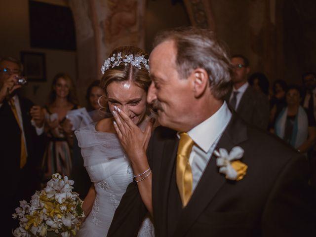 Il matrimonio di Dario e Micaela a Capriva del Friuli, Gorizia 35