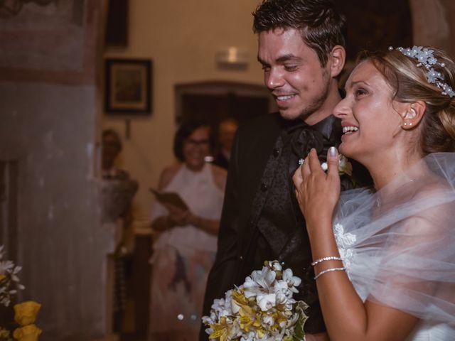 Il matrimonio di Dario e Micaela a Capriva del Friuli, Gorizia 36