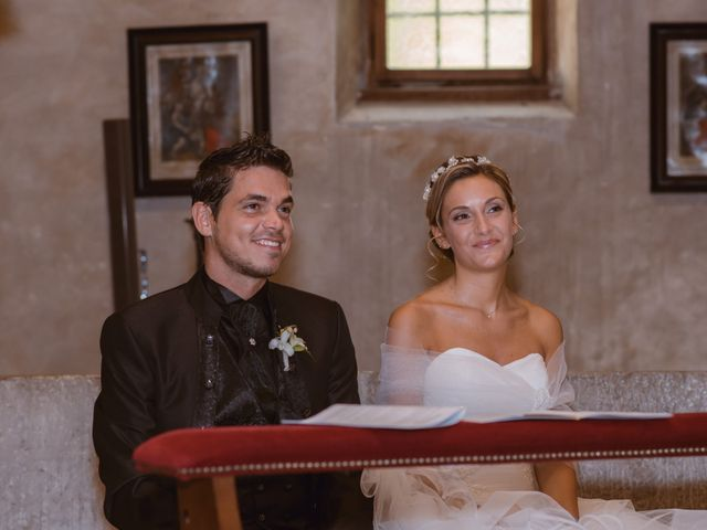 Il matrimonio di Dario e Micaela a Capriva del Friuli, Gorizia 37