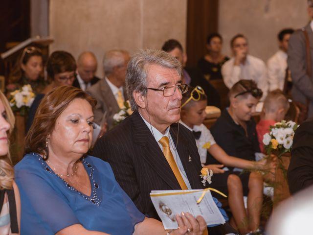 Il matrimonio di Dario e Micaela a Capriva del Friuli, Gorizia 38
