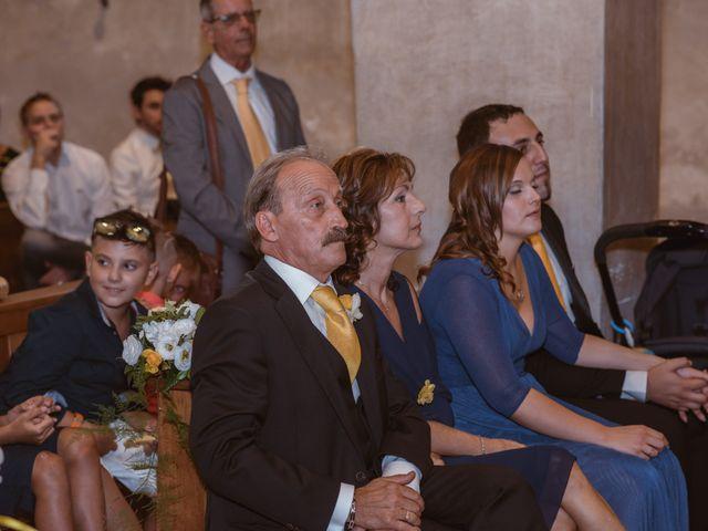 Il matrimonio di Dario e Micaela a Capriva del Friuli, Gorizia 39