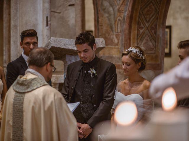 Il matrimonio di Dario e Micaela a Capriva del Friuli, Gorizia 40