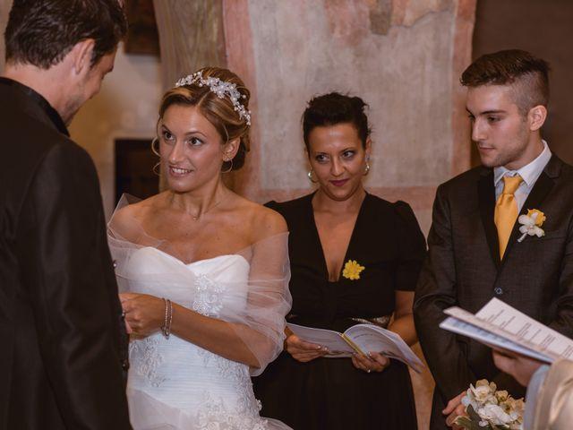 Il matrimonio di Dario e Micaela a Capriva del Friuli, Gorizia 43