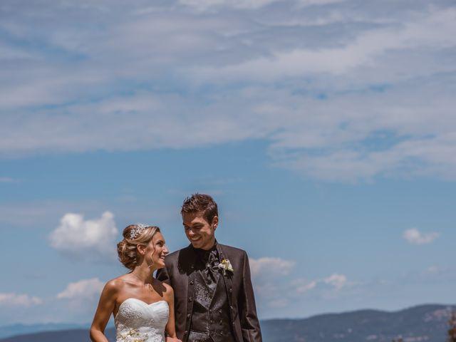 Il matrimonio di Dario e Micaela a Capriva del Friuli, Gorizia 52