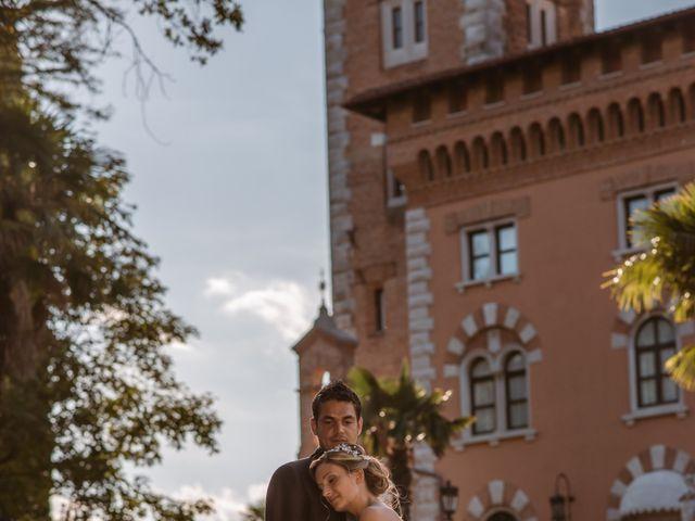Il matrimonio di Dario e Micaela a Capriva del Friuli, Gorizia 78