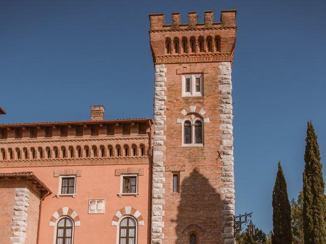 Il matrimonio di Dario e Micaela a Capriva del Friuli, Gorizia 82