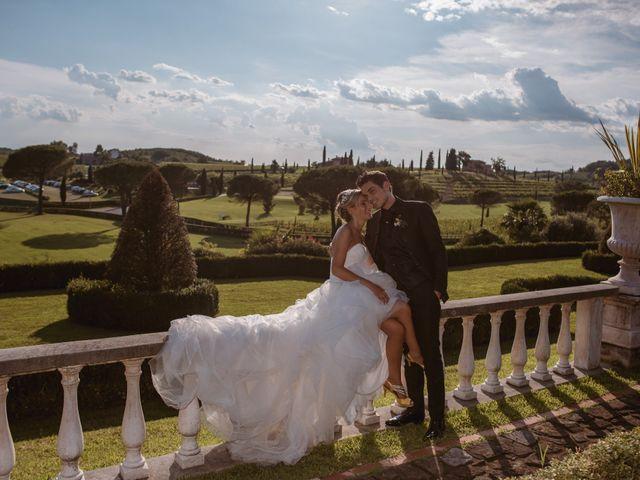 Il matrimonio di Dario e Micaela a Capriva del Friuli, Gorizia 83