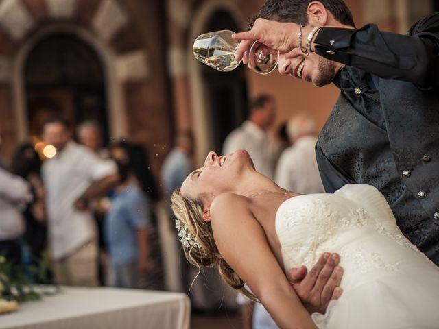 Il matrimonio di Dario e Micaela a Capriva del Friuli, Gorizia 95
