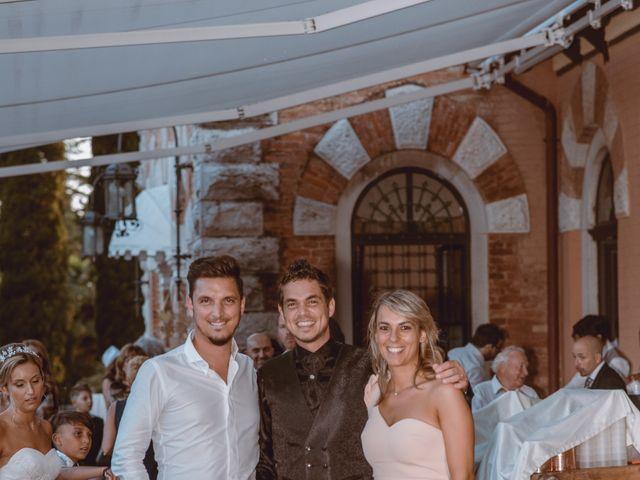 Il matrimonio di Dario e Micaela a Capriva del Friuli, Gorizia 97