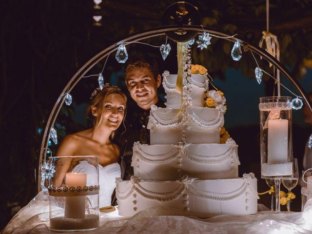 Il matrimonio di Dario e Micaela a Capriva del Friuli, Gorizia 112