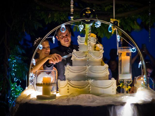 le nozze di Micaela e Dario