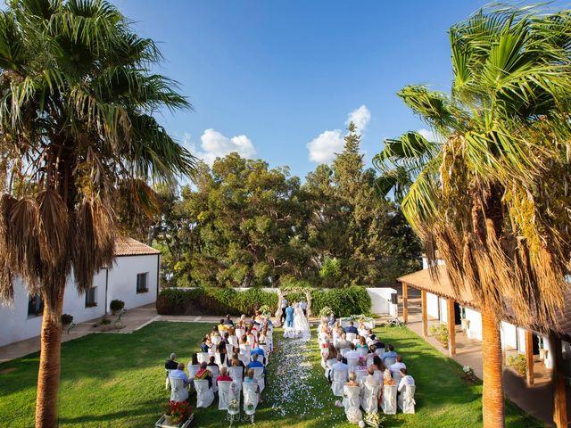 Il matrimonio di Gianluca e Kim a Menfi, Agrigento 1