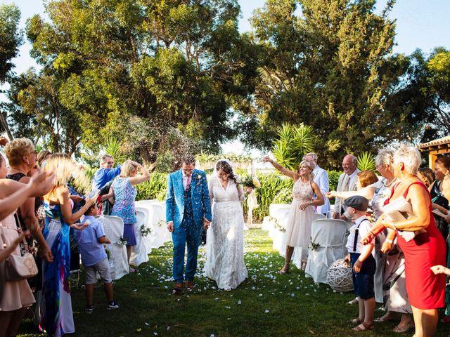Il matrimonio di Gianluca e Kim a Menfi, Agrigento 8