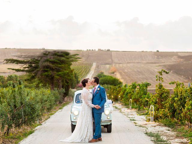 le nozze di Kim e Gianluca