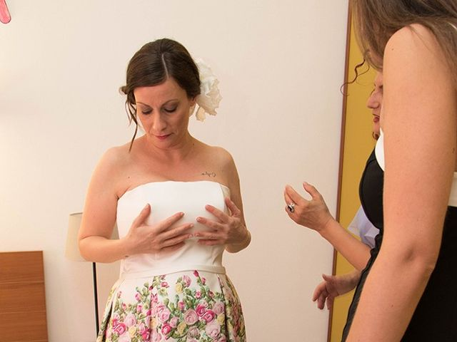 Il matrimonio di Gerti e Antonella a Siena, Siena 9