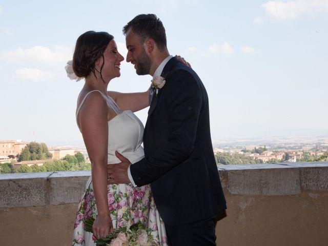 Il matrimonio di Gerti e Antonella a Siena, Siena 17