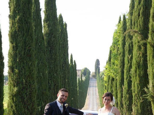 Il matrimonio di Gerti e Antonella a Siena, Siena 19