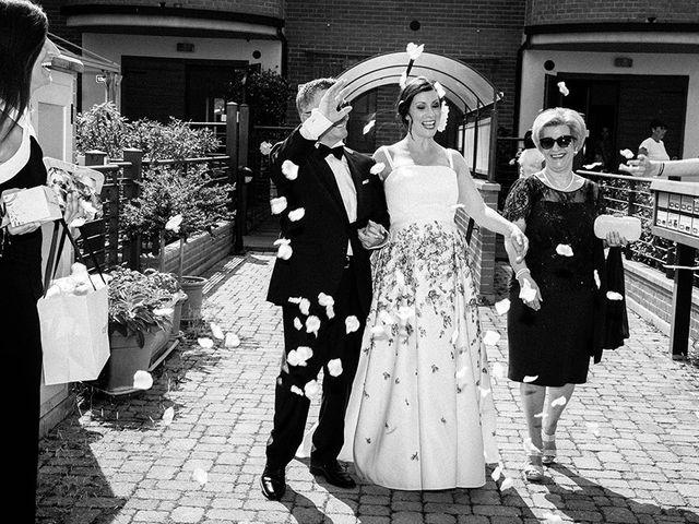Il matrimonio di Gerti e Antonella a Siena, Siena 21