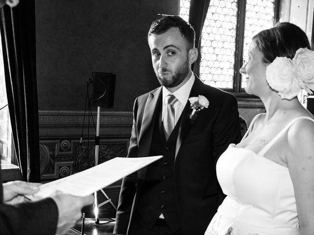 Il matrimonio di Gerti e Antonella a Siena, Siena 24