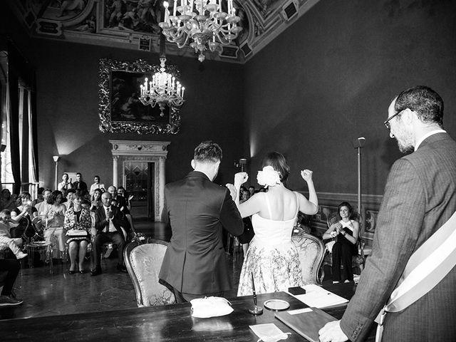 Il matrimonio di Gerti e Antonella a Siena, Siena 25