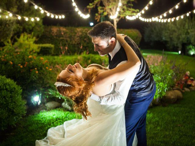 Le nozze di Caterina e Gianluca