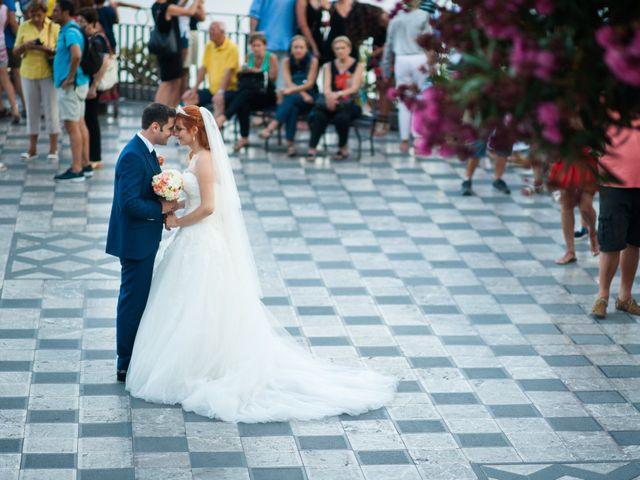 Il matrimonio di Gianluca e Caterina a Taormina, Messina 13