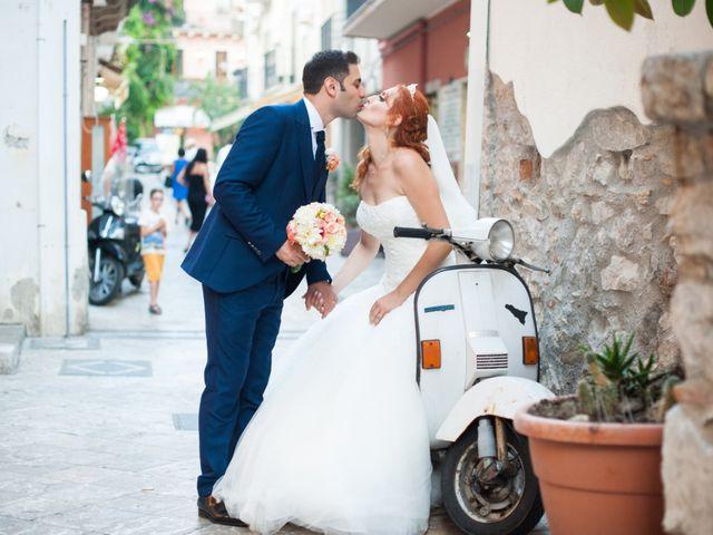 Il matrimonio di Gianluca e Caterina a Taormina, Messina 16