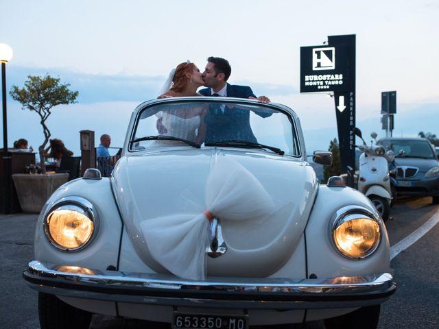 Il matrimonio di Gianluca e Caterina a Taormina, Messina 19