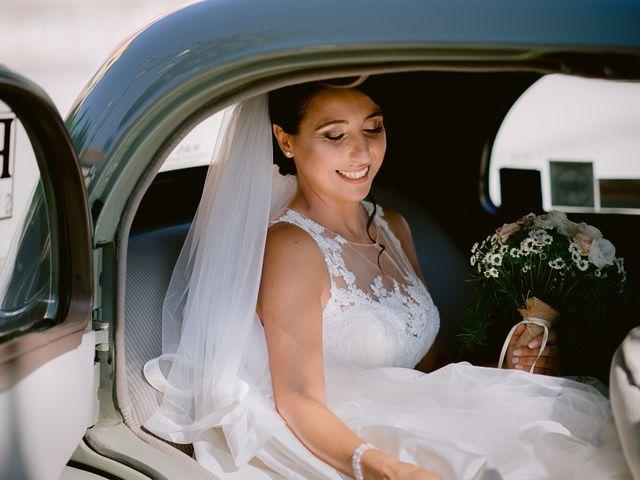 Il matrimonio di Giuseppe e Lita a Campo Calabro, Reggio Calabria 28