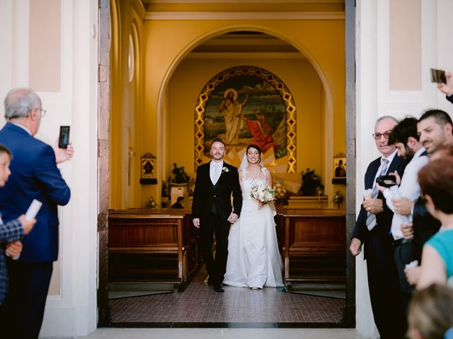 Il matrimonio di Giuseppe e Lita a Campo Calabro, Reggio Calabria 35
