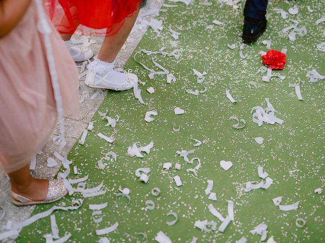 Il matrimonio di Giuseppe e Lita a Campo Calabro, Reggio Calabria 39