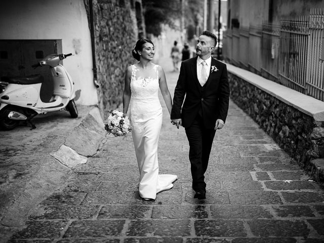 Il matrimonio di Giuseppe e Lita a Campo Calabro, Reggio Calabria 43