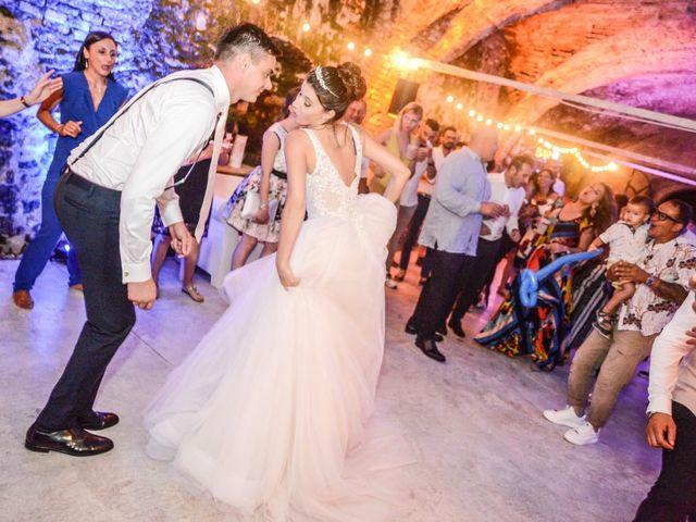 Le nozze di Valentina e Eros