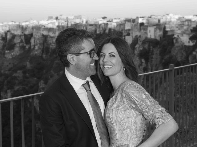 Le nozze di Romina e Roberto