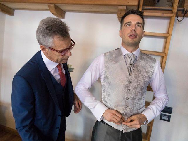 Il matrimonio di Viviana e Simone a Courmayeur, Aosta 8