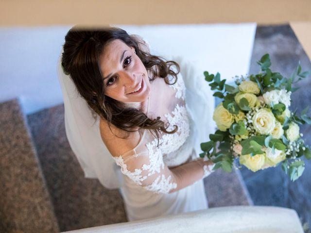 Il matrimonio di Viviana e Simone a Courmayeur, Aosta 17