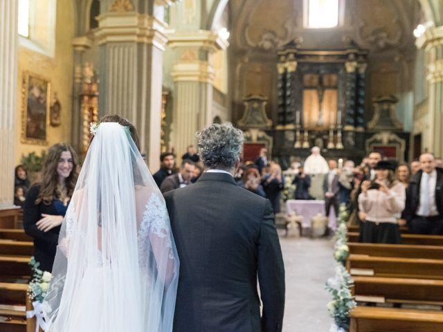 Il matrimonio di Viviana e Simone a Courmayeur, Aosta 22