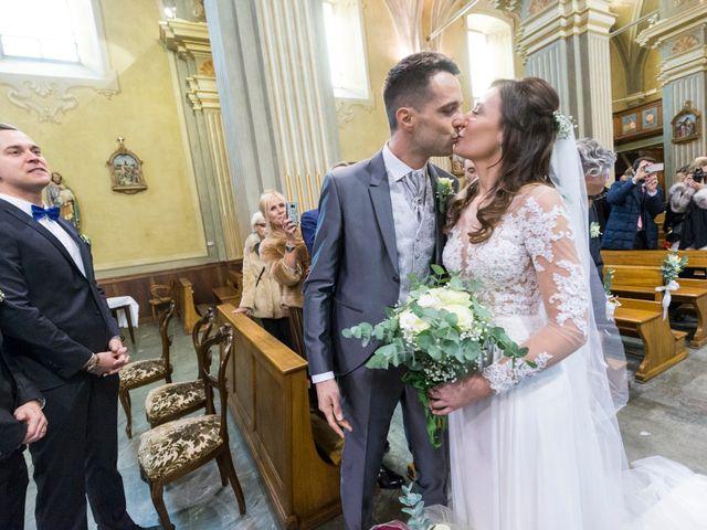 Il matrimonio di Viviana e Simone a Courmayeur, Aosta 23