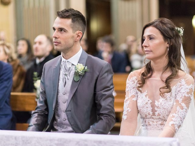 Il matrimonio di Viviana e Simone a Courmayeur, Aosta 24