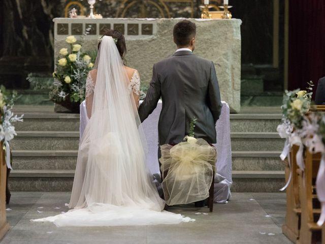 Il matrimonio di Viviana e Simone a Courmayeur, Aosta 25