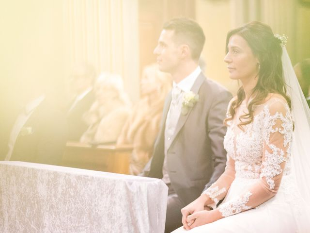 Il matrimonio di Viviana e Simone a Courmayeur, Aosta 26